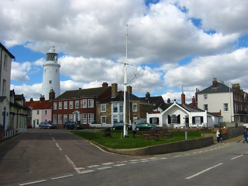 Southwold: Gill Rickson, , via Wikimedia Commons